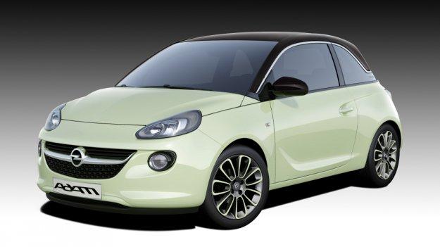 Opel Adam - konkurencja niech drży