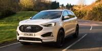 www.moj-samochod.pl - Artykuďż˝ - Odświeżony Ford Edge na sportowo w Genewie