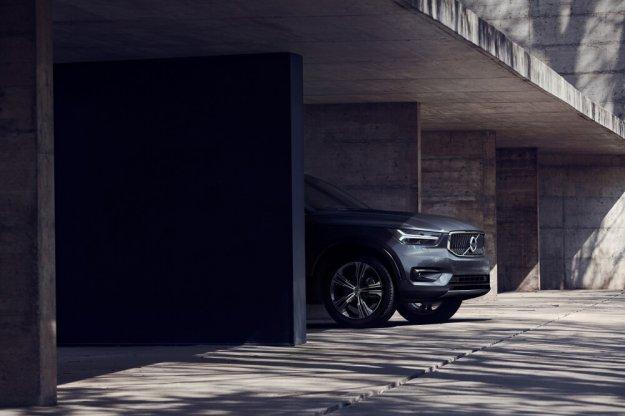 Trzy dynamiczne i przyszłościowe cylindry od Volvo
