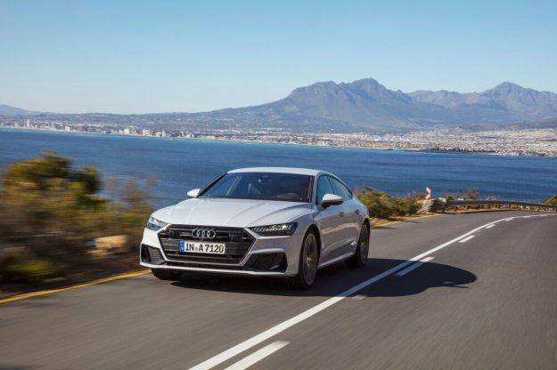 Nowe Audi A7 Sportback esencja koncepcyjnej stylistyki