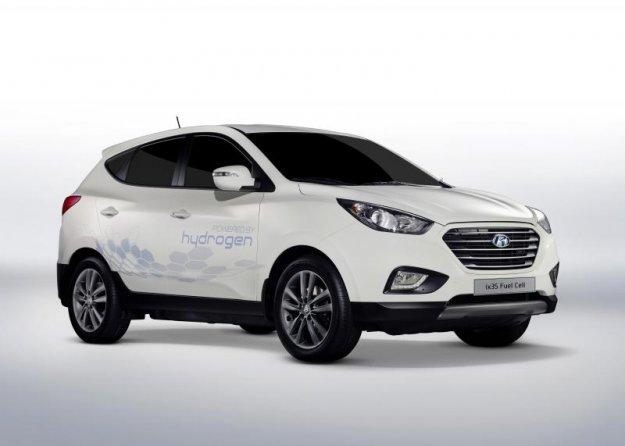 Hyundai ix35 - elektryki jeszcze nie wygrały