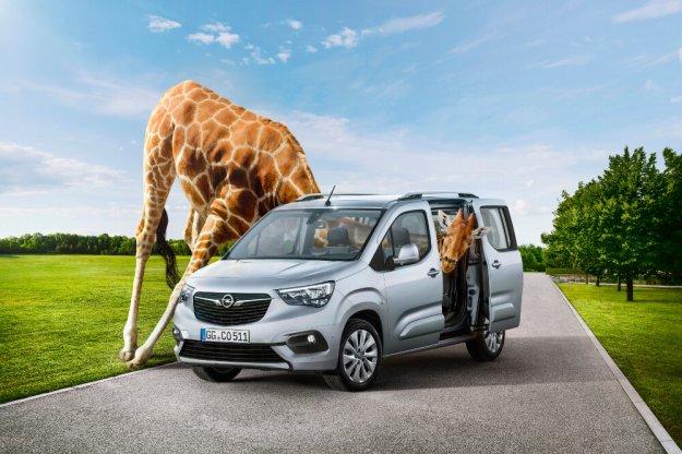 Opel prezentuje nowy innowacyjny model Combo