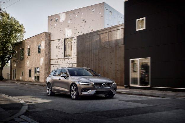 Nowy Volvo V60 wyceniony