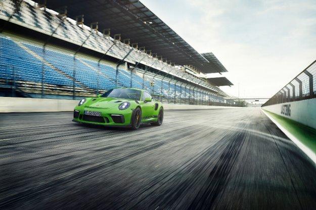 Nowy Porsche 911 GT3 gotowy do rywalizacji