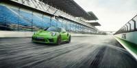 www.moj-samochod.pl - Artykuł - Nowy Porsche 911 GT3 gotowy do rywalizacji