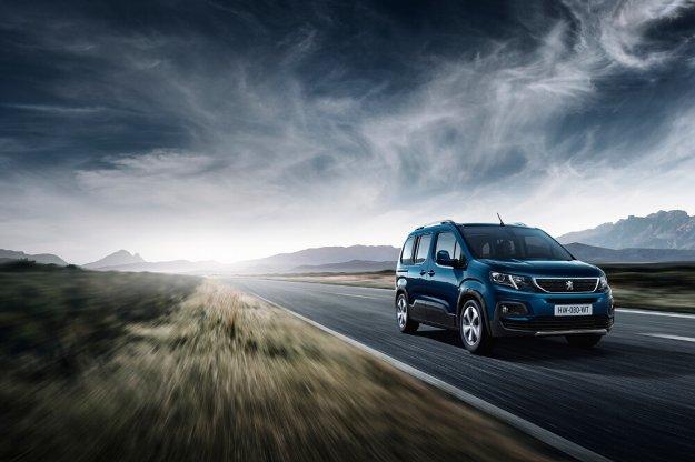Peugeot Rifter nowy kombivan francuskiego producenta