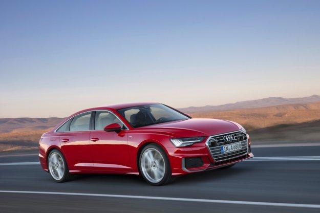 Nowe Audi A6 klasa sama w sobie