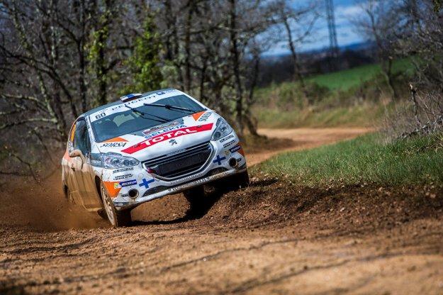 Peugeot 208 Rally Cup start pod koniec marca