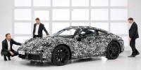 www.moj-samochod.pl - Artykuďż˝ - Porsche 911 generacja 992 pozostanie zgodna z tradycją