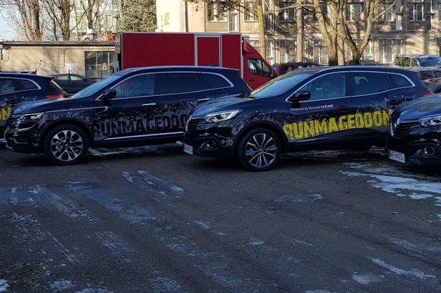 Renault kontynuuje współprace z Runmageddon
