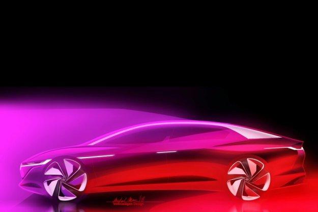 Volkswagen I.D. VIZZION nowa definicja auta