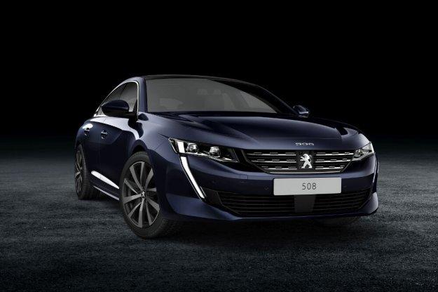 Peugeot 508 świeże podejście w segmencie D