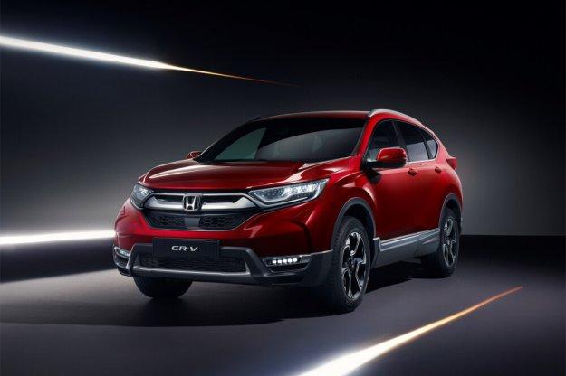 Nowa Honda CR-V już na jesieni