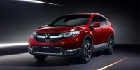 www.moj-samochod.pl - Artykuł - Nowa Honda CR-V już na jesieni