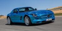 www.moj-samochod.pl - Artykuďż˝ - Elektryzujący Mercedes - nowy SLS AMG