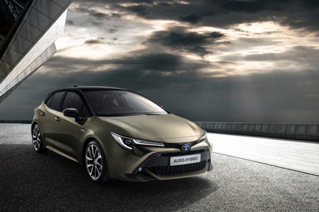 Toyota prezentuje ważne modele w Genewie