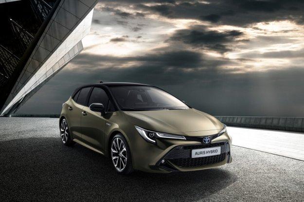 Nowa Toyota Auris nadchodzą duże zmiany