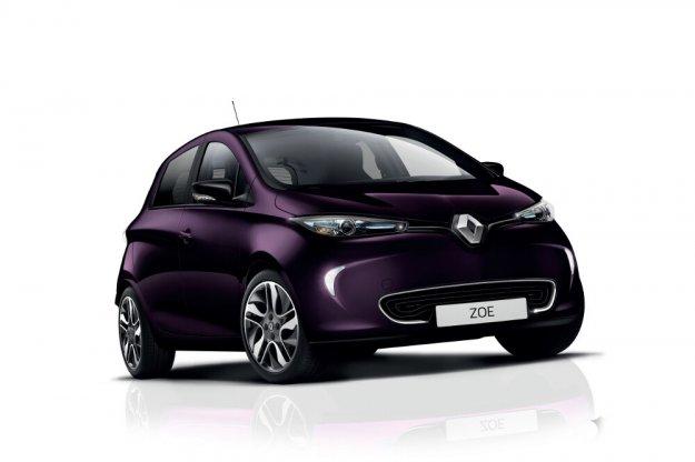 Renault Zoe najchętniej kupowany elektryczny samochód