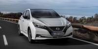 www.moj-samochod.pl - Artykuł - Nowy Nissan Leaf z tytułem elektrycznego samochodu roku