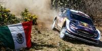 www.moj-samochod.pl - Artykuł - Ciężki rajd Meksyku dla Sebastiana Ogier