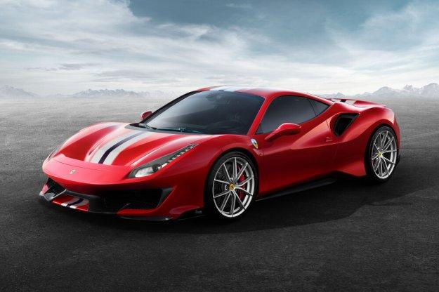 Najmocniejsze Ferrari w historii
