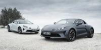 www.moj-samochod.pl - Artykuďż˝ - Alpine A110 w trzech nowych wersjach