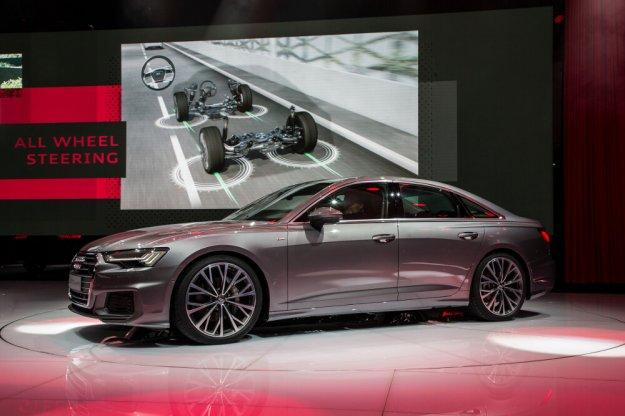 Audi zaprezentowało nowe Audi A6 w Genewie