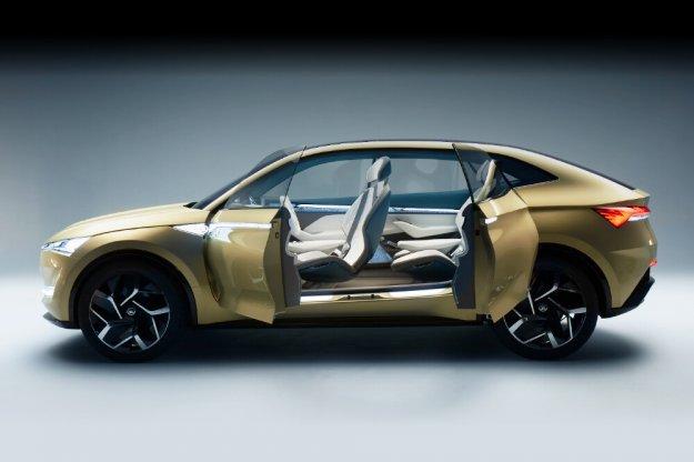 Skoda stawia na czwarty poziom autonomii samochodów