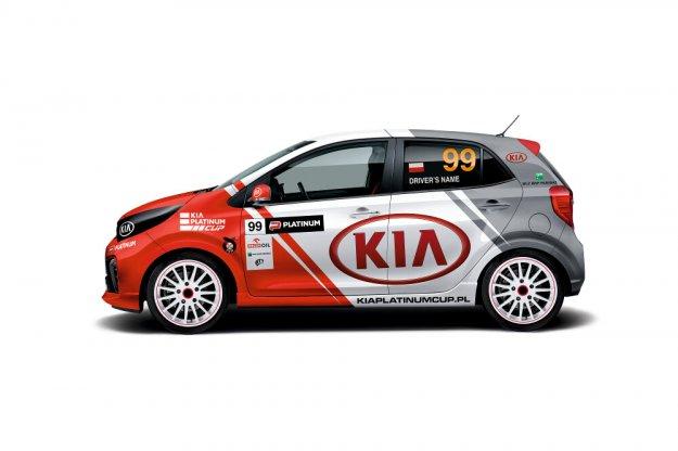 Sportowa seria z Kia Picanto pod nowym szyldem