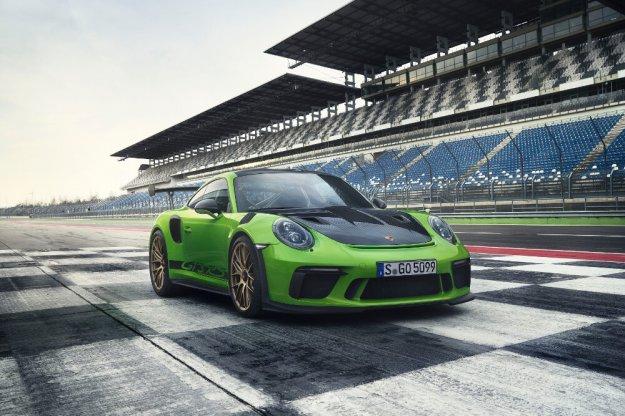 Premiera Porsche 911 GT3 RS podczas targów w Genewie