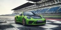 www.moj-samochod.pl - Artykuł - Premiera Porsche 911 GT3 RS podczas targów w Genewie