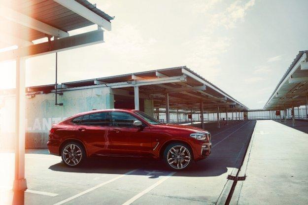 Nowe BMW X4 zaprezentowane na targach w Genewie
