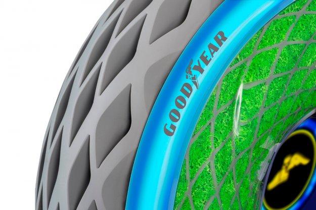 Nowa koncepcyjna opona Goodyear Oxygen
