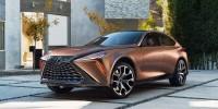 www.moj-samochod.pl - Artykuďż˝ - Przyszłościowa wizja wyżej zawieszonych modeli marki Lexus