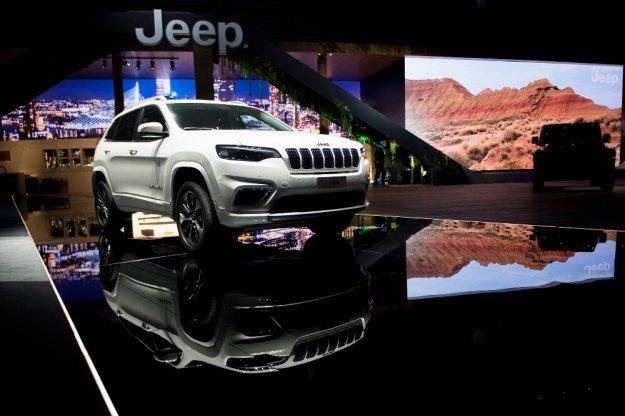 Europejska premiera odświeżonego Jeep Cherokee w Genewie