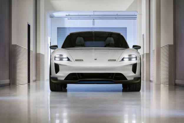 Ciąg dalszy elektrycznej ewolucji Porsche