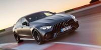 www.moj-samochod.pl - Artykuďż˝ - Sportowe coupe Mercedes AMG GT w czterodrzwiowej wersji