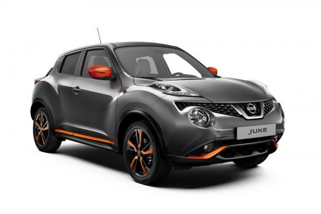 Nissan Juke z lekkim liftingiem na rok 2018
