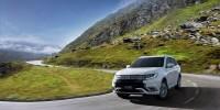 www.moj-samochod.pl - Artykuďż˝ - Mitsubishi Outlander z nową generacją napędu PHEV
