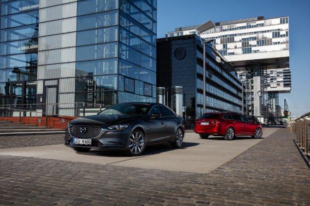 Nowa Mazda 6 już w kwietniu w Polsce
