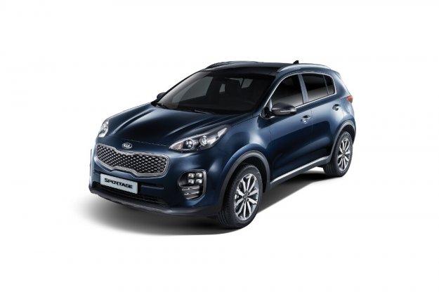 Kia Sportage osiąga liczbę 5 milionów sprzedanych pojazdów