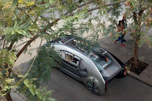 Nowa forma transportu publicznego od Renault