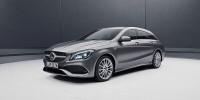 www.moj-samochod.pl - Artykuł - Mercedes CLA Shooting Break w wersji Night Edition