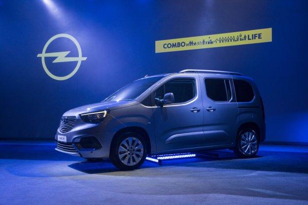 Opel Combo Life po premierze w Warszawie