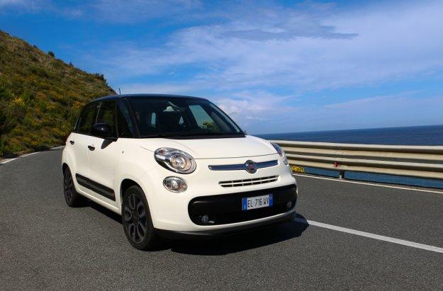 Nowy Fiat 500L trafia do Polski