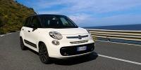 www.moj-samochod.pl - Artykuł - Nowy Fiat 500L trafia do Polski