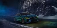 www.moj-samochod.pl - Artykuł - Zachwycające BMW Concept M8 Gran Coupe