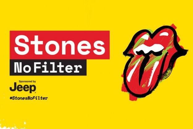 Jeep sponsorem trasy koncertowej The Rolling Stones