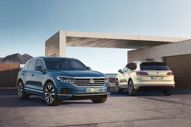 Premiera Volkswagen Touareg nowe rozwiązania marki