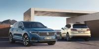 www.moj-samochod.pl - Artykuł - Premiera Volkswagen Touareg nowe rozwiązania marki
